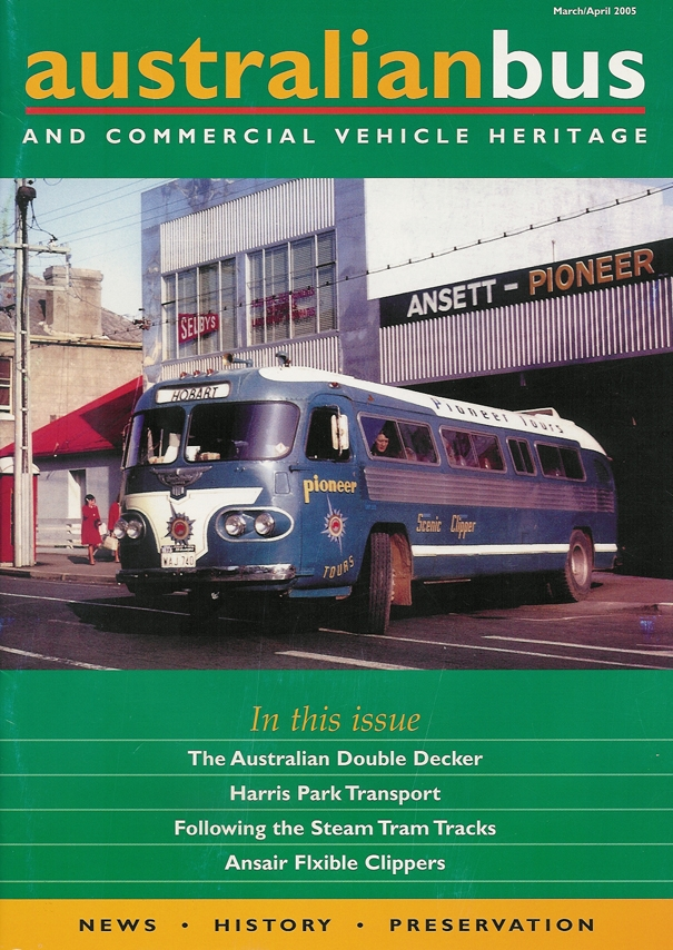 Australian Bus  Commercial Vehicle Heritage
