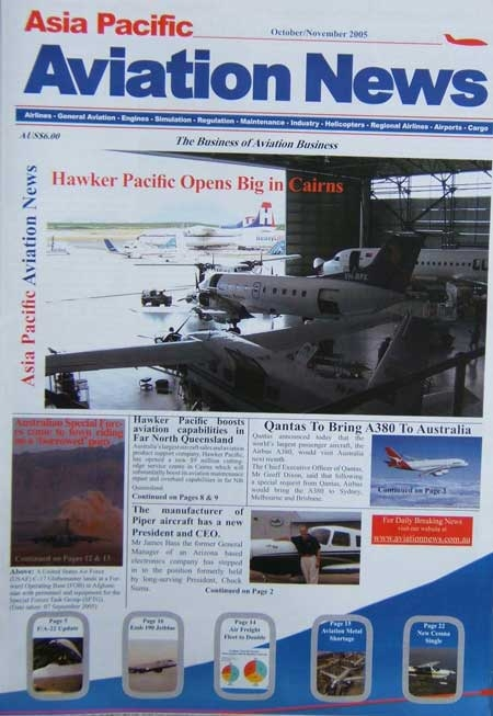 Asia Pacific Aviation News