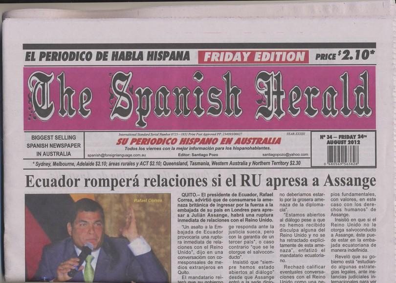 The Spanish Herald