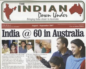 The Indian Down Under